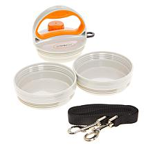 American Dreams Sit-Stay-Go Complete Leash Feeding System