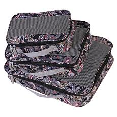American Flyer Paisley 3pc Set Perfect Packing System