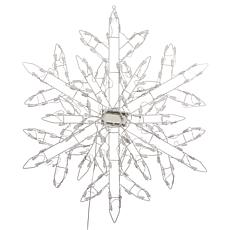 "American Tree 35"" LED Snowflake"