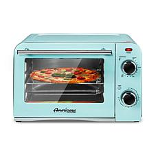 Americana by Elite Collection Retro 12.7L, 4-slice Toaster Oven
