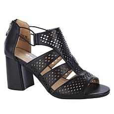 Andrew Geller Estee Block-Heel Dress Sandal
