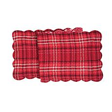 Andrew Red Table Runner