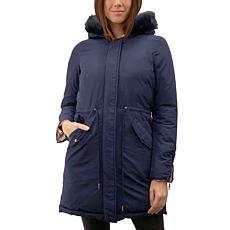 Anna Cai Reversible Puffer Coat