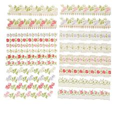"Anna Griffin® 12"" Lace Border Stickers 96-piece"