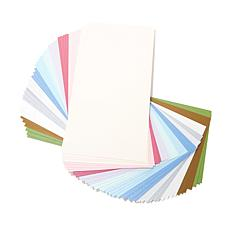 "Anna Griffin® 5-1/2"" x 12"" Metallic Cardstock 48-pack"
