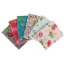 Anna Griffin® 6-piece Cotton Charlotte Fat Quarters