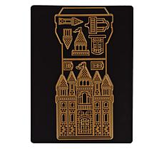 Anna Griffin® Castle Easel Card Dies