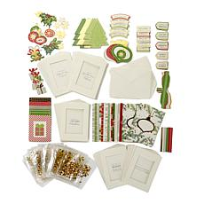 Anna Griffin® Christmas Shaker Card Making Kit