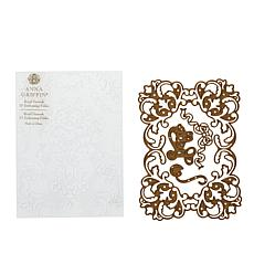Anna Griffin® Hello Damask Empress Dies & Emboss Folder