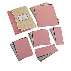 Anna Griffin® Soft Hues II Metallic Layers Cardstock Pieces