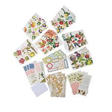 Anna Griffin® Vintage Garden Die-Cuts 300-piece Set