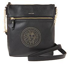 Anne Klein Perf Lion Crossbody Bag