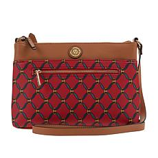 Anne Klein Vanity 2 Printed Crossbody
