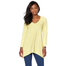 """Antthony """"Castaway"""" Striped Tunic"""