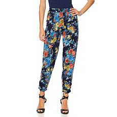 """Antthony """"Knit to my Heart"""" Printed Pant"""