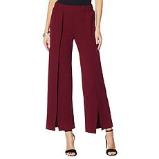 Antthony Scuba Crepe Overlap Pant