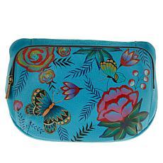 Anuschka Hand-Painted Leather Belt Bag