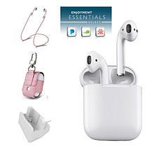 Apple AirPods Truly Wireless Earphones  Bundle