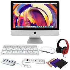 "Apple iMac® 21.5"" Intel Core i3 8GB RAM/1TB HDD Desktop w/Accessories"