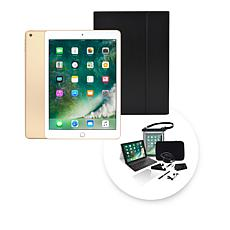 "Apple iPad® 9.7"" 32GB Wi-Fi Tablet with Keyboard Case and Tech Support"