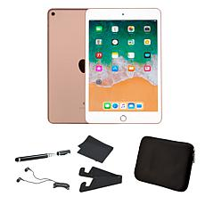 "Apple iPad Mini 5 7.9"" 64GB Tablet w/Neoprene Sleeve and Accessories"