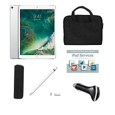 "Apple iPad Pro® 10.5"" 64GB Wi-Fi Tablet w/Apple Pencil and Accessories"