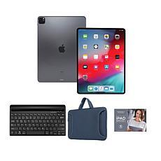 "Apple iPad Pro 11"" 128GB Space Gray with Keyboard"