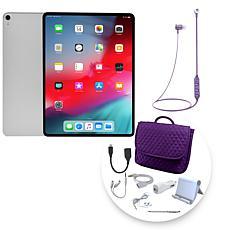 "Apple iPad Pro® 12.9"" 256GB Cellular Tablet w/Bag & Accessories"