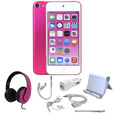 Apple iPod Touch 7th Generation 128GB with Headphones and Accessories