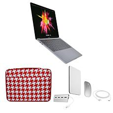 "Apple MacBook Pro® Intel Core i5 13"" Retina Laptop with Carry Case"