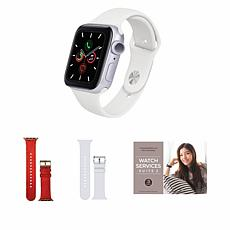 Apple Watch SE 40mm Silver Bundle