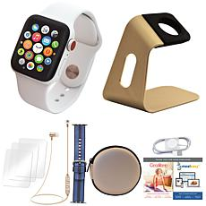 Apple Watch Series 3 42mm Cellular Bundle with Nylon Band