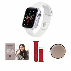 Apple Watch Series 6 40mm Silver with GPS and Extra Band