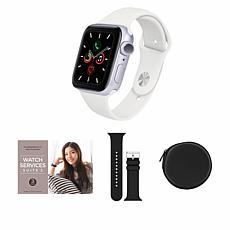 Apple Watch Series 6 44mm Silver with GPS and Extra Band
