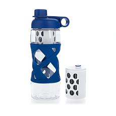 Aquasana Clean Water Bottle with 2 Filters