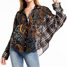 Aratta Dark Bay Dolman Shirt