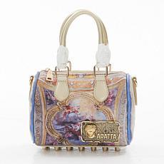 Aratta Ivory Renaissance Handbag