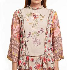 Aratta The Gentle One Embroidered Blouse