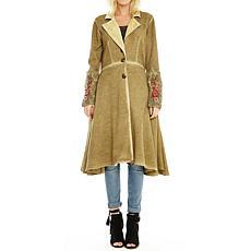 Aratta The Heart of Autumn Coat