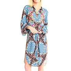 Aratta To The Shores Of Tripoli Shirt Dress