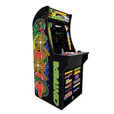 Arcade 1Up Deluxe Edition 12-in-1 Arcade Cabinet System with Riser