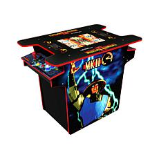 Arcade1Up Mortal Kombat Midway Collection Head-to-Head Gaming Table