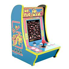 Arcade1Up Ms. Pac-Man Countercade with 4 Games