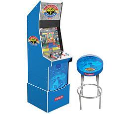 Arcade1Up Street Fighter II Big Blue Arcade Machine - Champion Edition