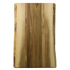 Architec® Gripperwood™ Raw Edge Cutting Board - Acacia Wood - 11 x 17""