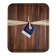 Architec Madeira Espresso Teak XL Carving Board - 15 x 17.75""