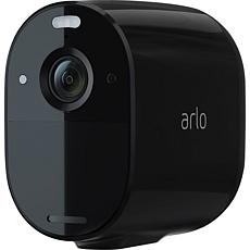 Arlo Essential Spotlight Wireless Camera - Black