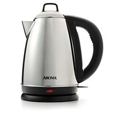 Aroma AWK-115S 1.5-Liter Stainless Steel Electric Kettle