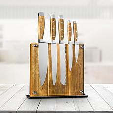 Art and Cook Elite 6-piece Knife Block Set