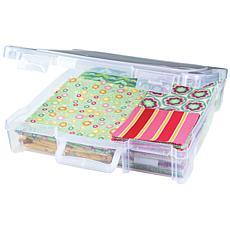 "Artbin Essentials Box with Handle 12"" x 12"""
